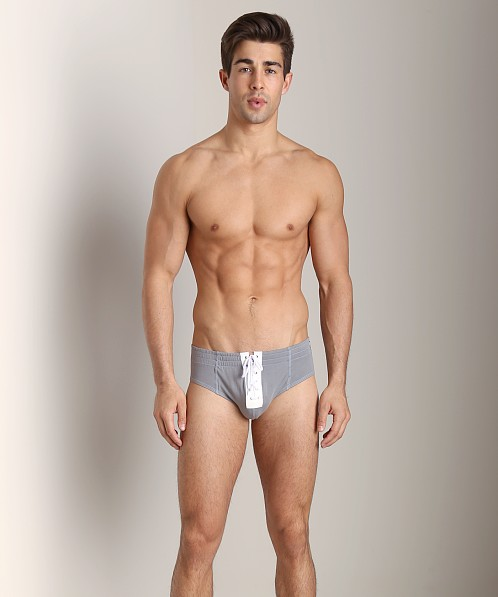 Modus Vivendi Denim Style Brief Grey
