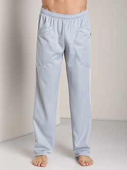 Modus Vivendi Crossfit Button Back Sweatpants Silver