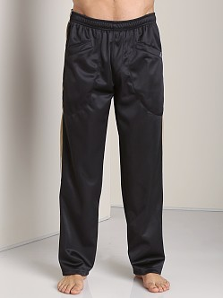 Modus Vivendi Crossfit Button Back Sweatpants Black