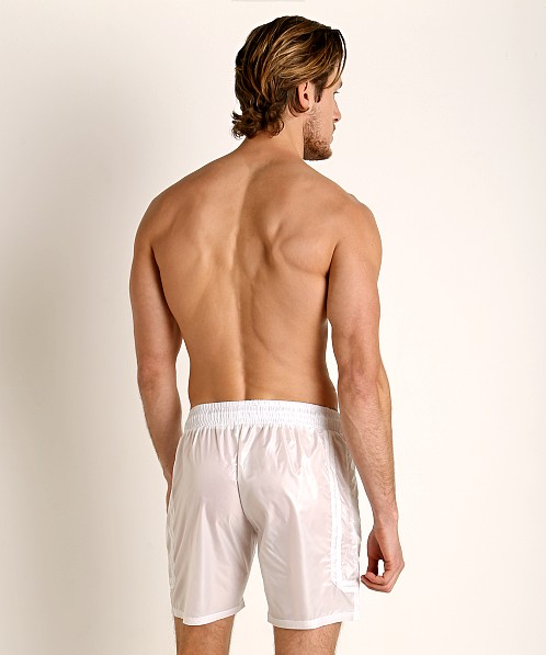 Nasty Pig High Visibility Short White