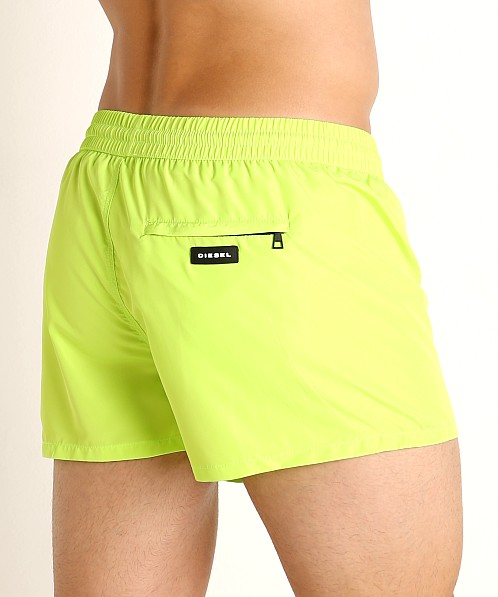 Diesel Sandy Short Swim Shorts Neon Green