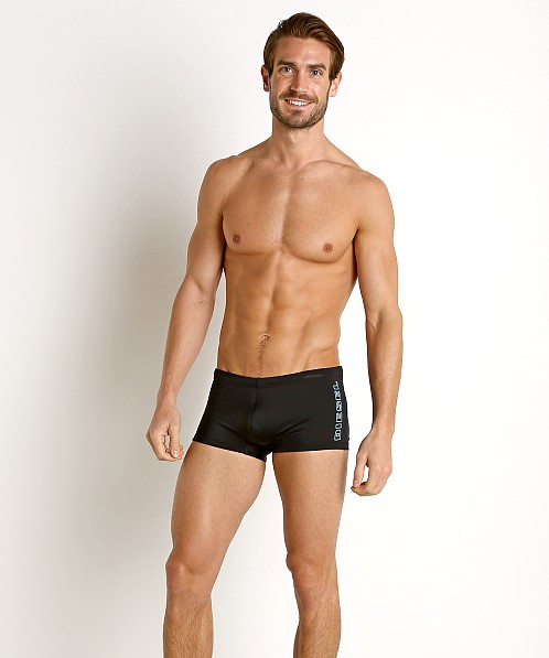 Diesel Classic Hero Lycra Swim Trunk Black