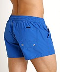 Diesel Caybay Short Swim Shorts Royal Blue, view 4