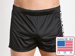 Cell Block 13 Blindside Short Black