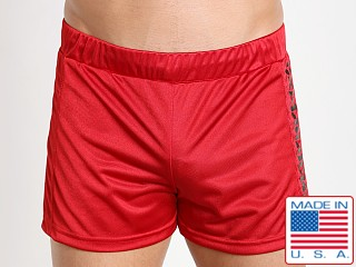 Cell Block 13 Blindside Short Red