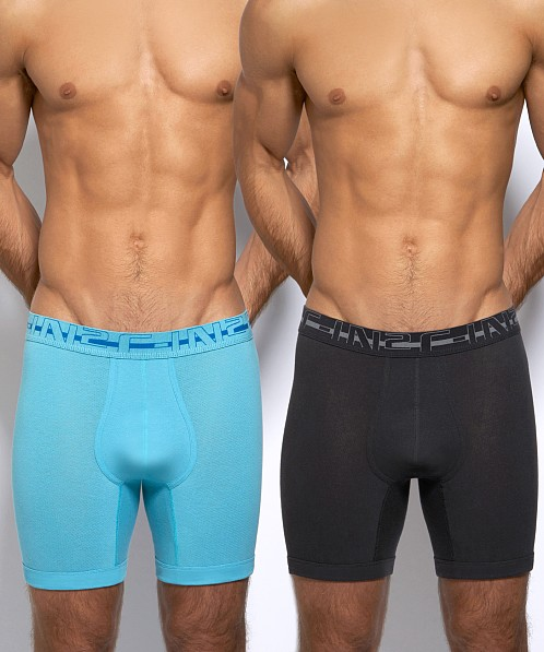 C-IN2 Baseflex Boxer Brief Electric Ice & Phantom