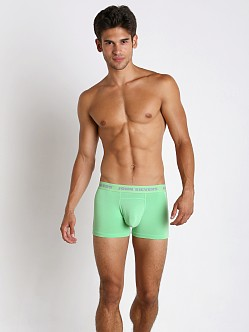 John Sievers SOLID Natural Pouch Boxer Briefs Neon Green