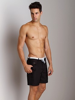 G-Star Iconic Swim Short Black