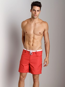 G-Star Iconic Swim Short Ketchup