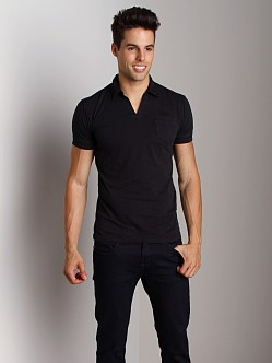 G-Star Caleb Polo Shirt Black
