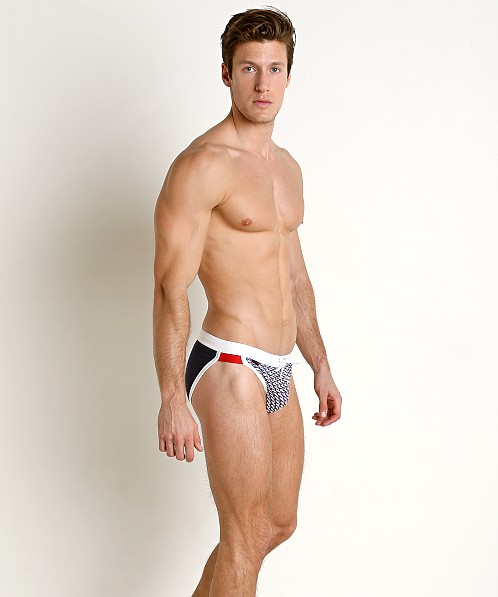 "Jack Adams Sport 1"" Swim Brief Newport"