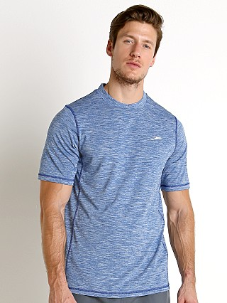 You may also like: Speedo Space Dye Sun Block Swim Tee Classic Blue