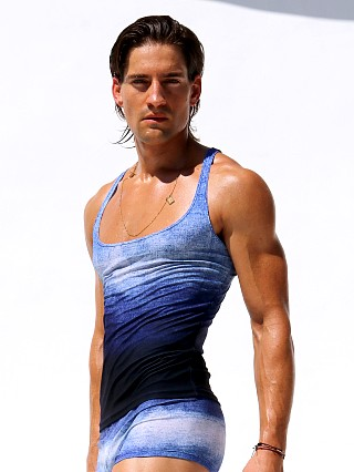 "You may also like: Rufskin Hank Printed ""Denim"" Low Chest Tank Top"