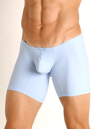 Model in cerulean Ergowear X4D Midcut