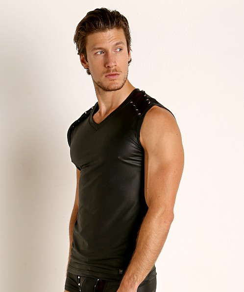 Gregg Homme Scorpio Muscle Shirt Black