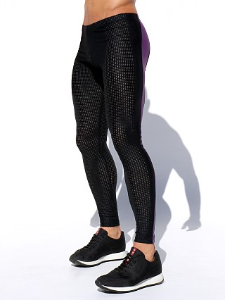 You may also like: Rufskin Versus Mesh Sport Leggings Black/Purple