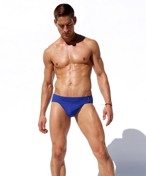 Rufskin Wrap Cotton Stretch Briefs Royal