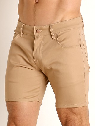 You may also like: LASC Cotton Twill 5-Pocket Shorts Khaki