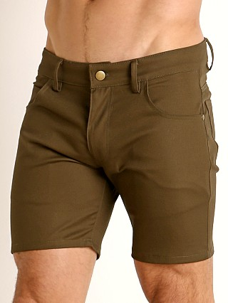 You may also like: LASC Cotton Twill 5-Pocket Shorts Olive