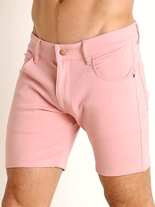 You may also like: LASC Stretch Jersey 5-Pocket Shorts Dusty Rose