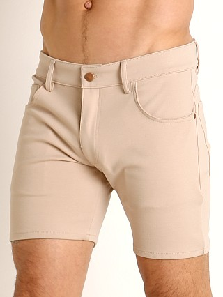 You may also like: LASC Stretch Jersey 5-Pocket Shorts Tan