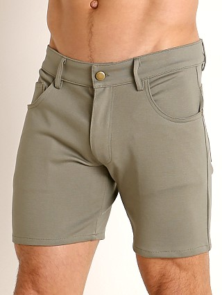 You may also like: LASC Stretch Jersey 5-Pocket Shorts Army