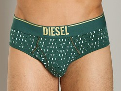 Diesel Holiday Blade Brief Green
