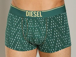 Diesel Holiday Semaji Trunk Green
