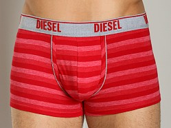 Diesel Heather Stripes Shawn Trunk Red