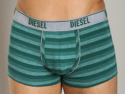 Diesel Heather Stripes Shawn Trunk Green