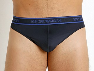 You may also like: Emporio Armani Essential Microfiber Thong Marine