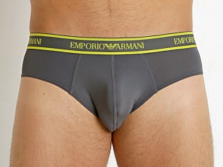 You may also like: Emporio Armani Essential Microfiber Brief Anthracite