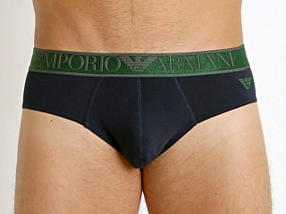 You may also like: Emporio Armani Shiny Logoband Brief Marine