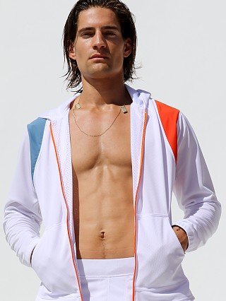 Complete the look: Rufskin Avalanche Hooded Sports Jacket White