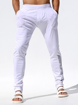 Complete the look: Rufskin Frost Slim Fit Track Pants White