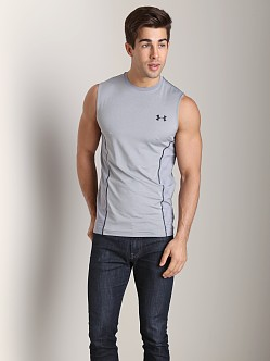 Under Armour Heatgear Sonic Armourvent Sleeveless Tee Heather