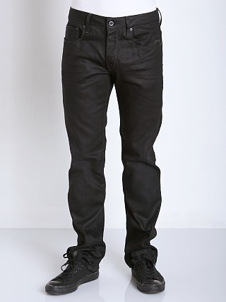G-Star Attacc Straight Jeans Hoist Black Denim