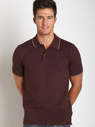 You may also like: G-Star Harm Premium Stretch Polo Shirt Dk Fig