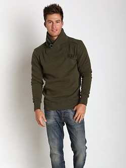 G-Star Gunner Aero Sweater Forest Night