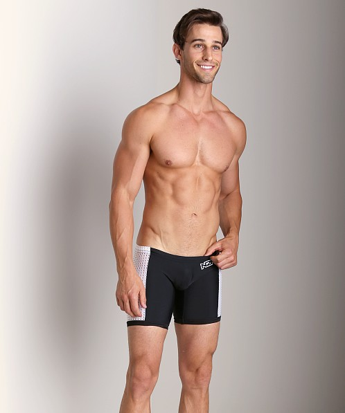 N2N Edge Swim Jammer Black