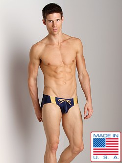 N2N University Swim Brief Navy