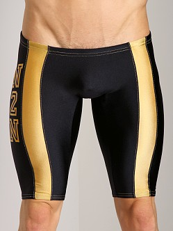 N2N University Swim Jammer Black