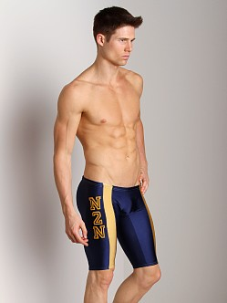 N2N University Swim Jammer Navy