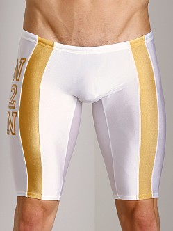 N2N University Swim Jammer White