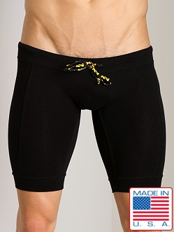 N2N Cotton Sports Biker Black