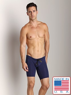 N2N Cotton Sports Biker Navy