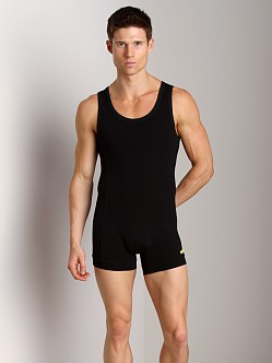 N2N Cotton Sports Wrestler Black