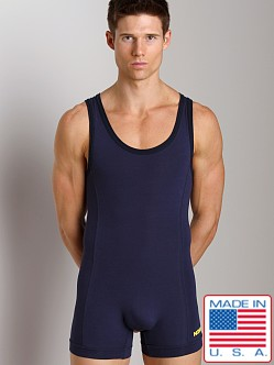 N2N Cotton Sports Wrestler Navy