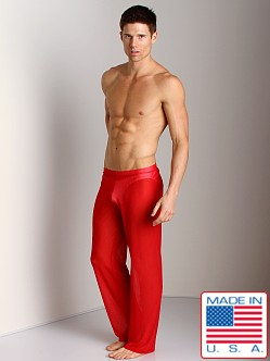 N2N Pride Sheer Pants Red