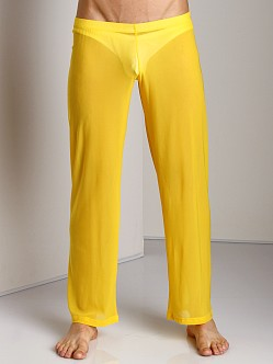 N2N Pride Sheer Pants Yellow